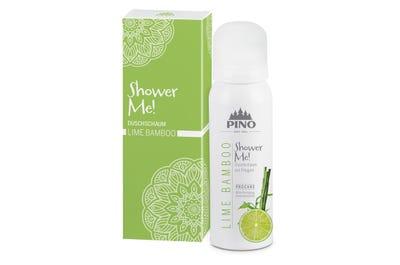 Shower Me! Duschschaum Lime Bamboo 60 x 75 ml