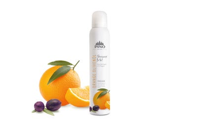 Shower Me! Duschschaum Orange Olivenöl 200 ml